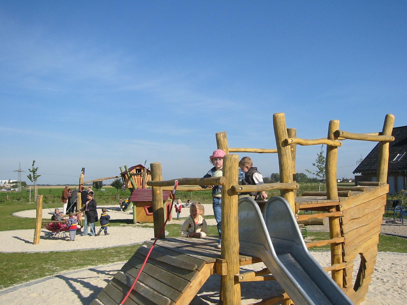 Spielplatz Märchenviertel