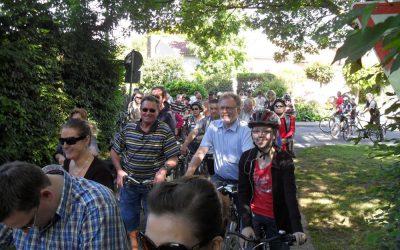 Radwandertag an Christi Himmelfahrt