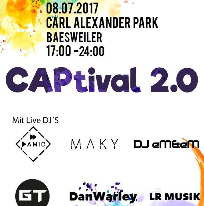 CAPtival 2.0