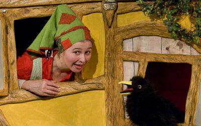 """Kindertheater """"Die kleine Hexe"""""""