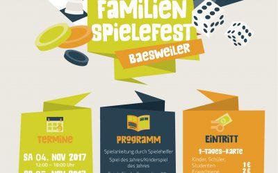 22. Familienspielefest 2017