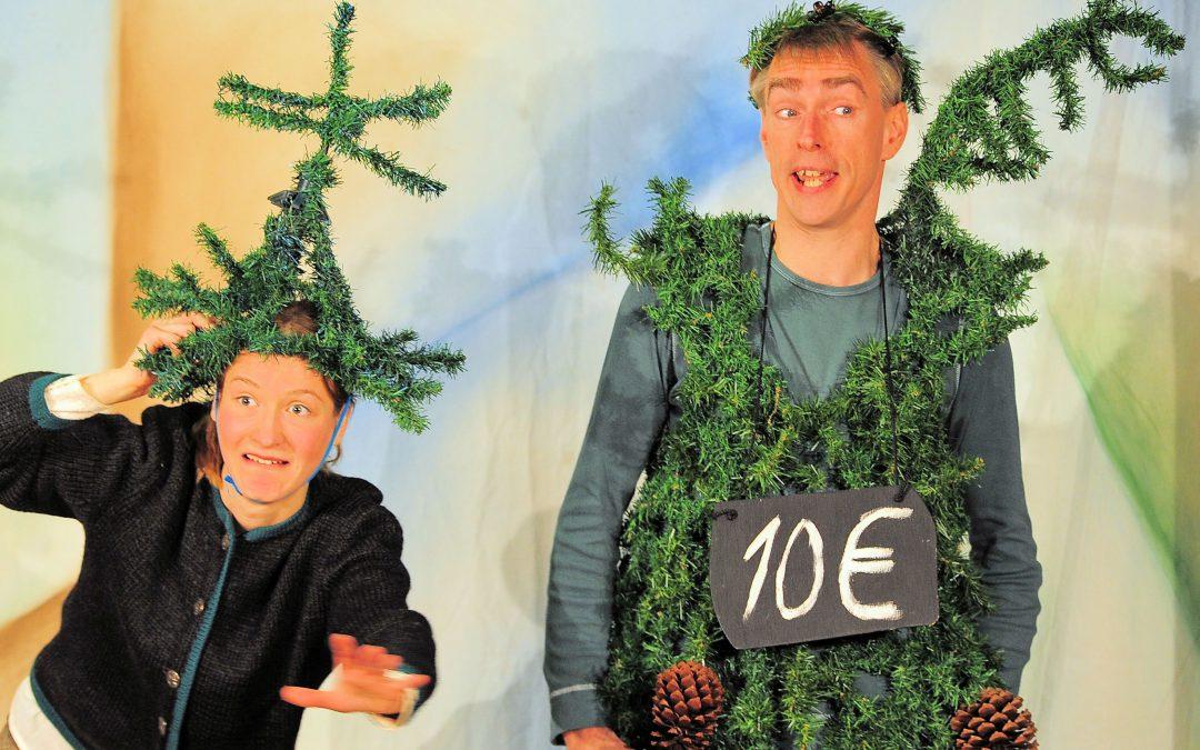 Der Weihnachtstraum des Tannenbaums