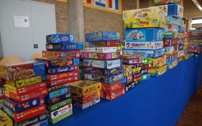 Familienspielefest lockte wieder viele Besucher mit tollen Angeboten!