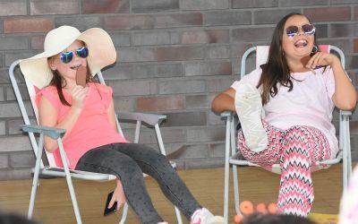 """Theaterworkshop """"Sommer, Sonne, Strand und euer Urlaub mal anders!"""" im Haus Setterich"""