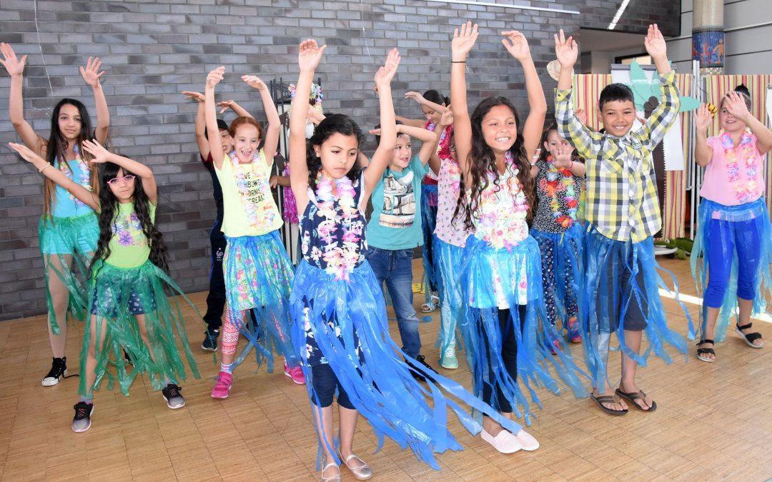 Tanz für Mädchen im Haus Setterich