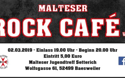 Malteser Rockcafé Vol. 7