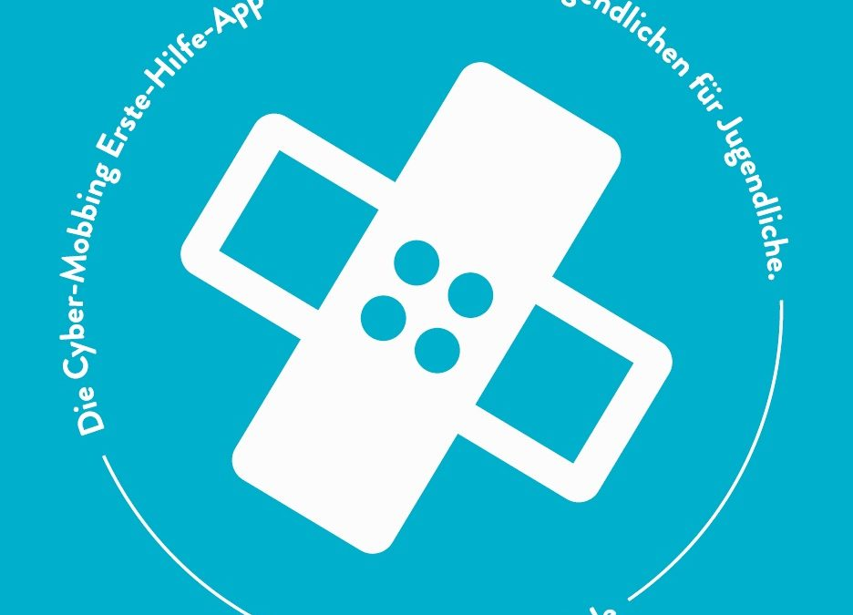 Cyber-Mobbing Erste-Hilfe App des klicksafe Youth Panels