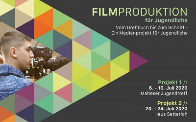 Film Workshops in den Sommerferien