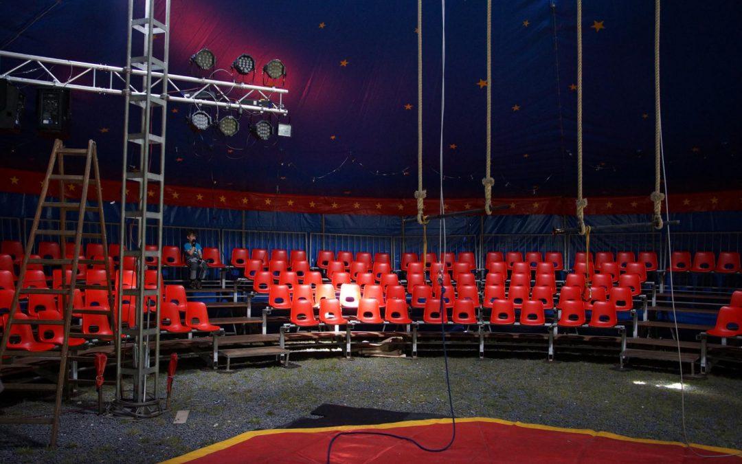 Circus Soluna virtuell!