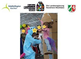 """Theaterworkshop Sommerferien """"Spiel mit!"""""""
